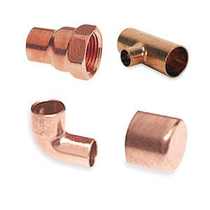 Domestic Copper Fittings