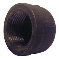 Black Malleable Cap
