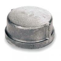 Galvanized Cap