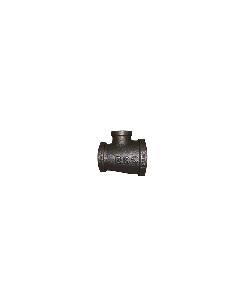 Ductile Iron Red. TEE